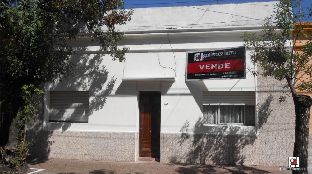 Casa en Figueroa 457 San Jose Uruguay