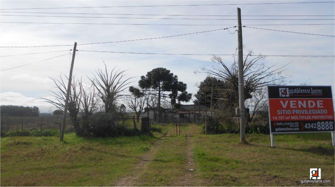 Chacra en San José de Mayo Sitio Estrategico 1